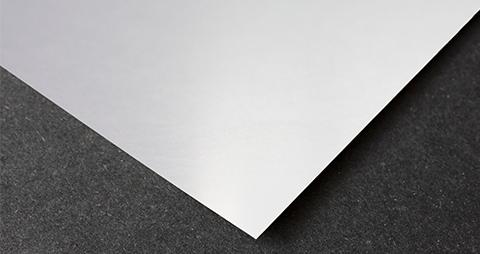 HV wit ongestreken gesatineerd papier