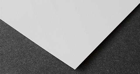 HV wit ongestreken mat papier