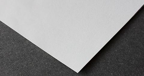 Recycled Balance mat papier