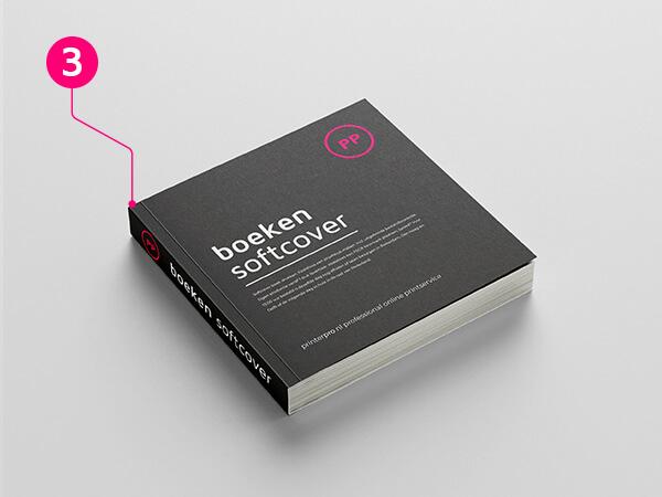 vierkant boek formaat