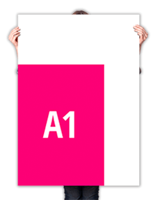 A1 poster drukken