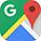 Bekijk routebeschijving op Google Maps