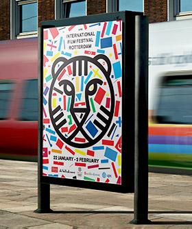 posters drukken voor citylight abri's